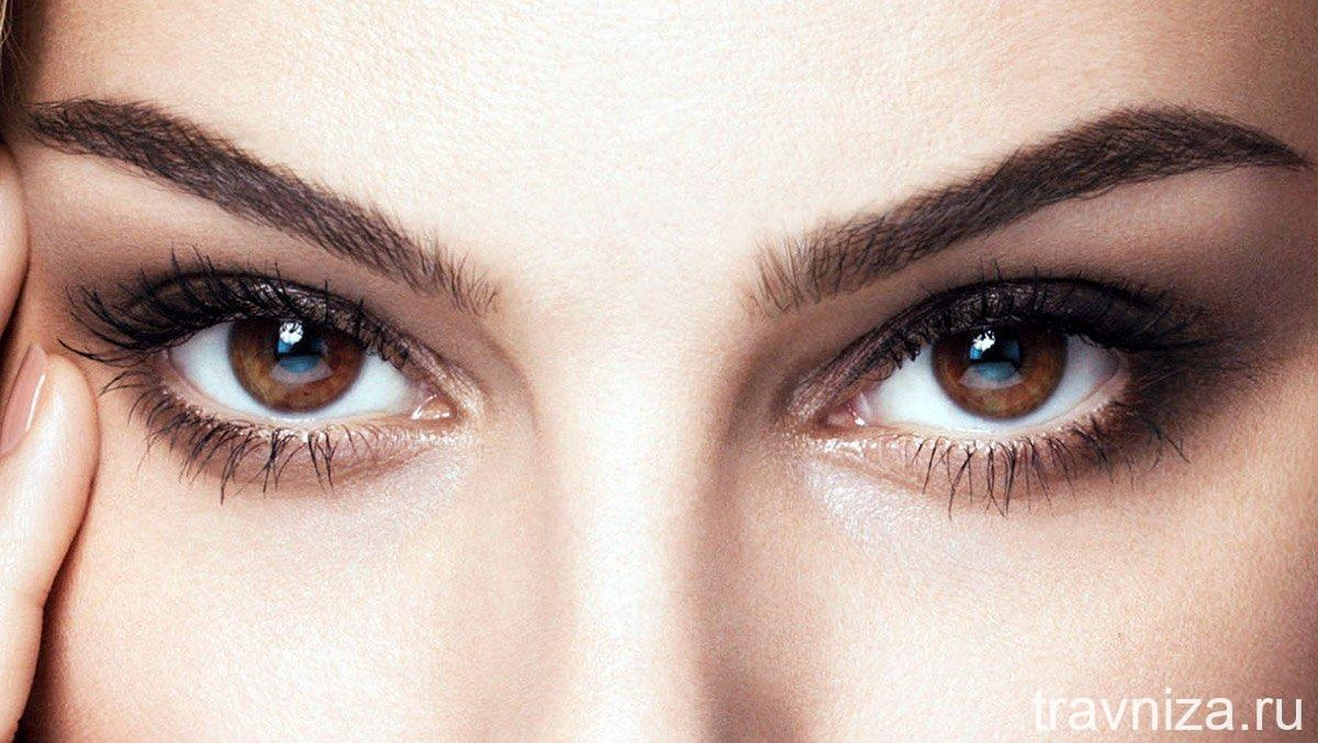 как снять отеки на глазах