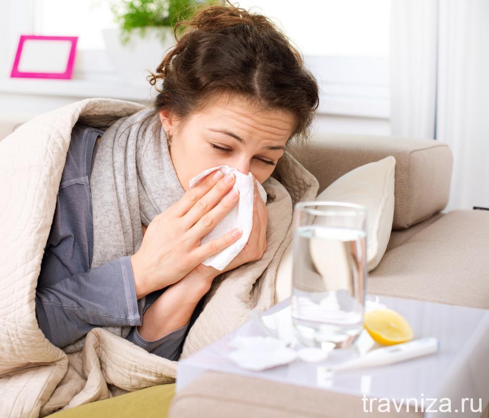 Как быстро и эффективно вылечить простуду в домашних условиях