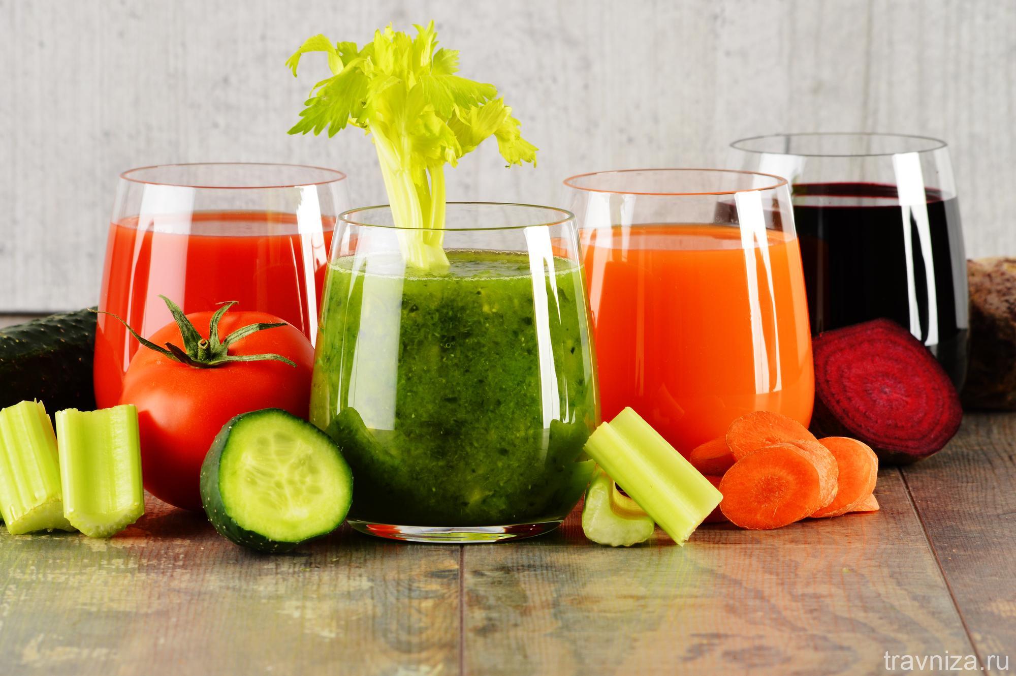 Соколечение в домашних условиях: овощи или фрукты?