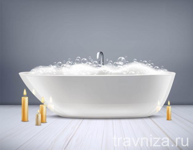 Содовые ванны: худеем за 10 процедур с пользой