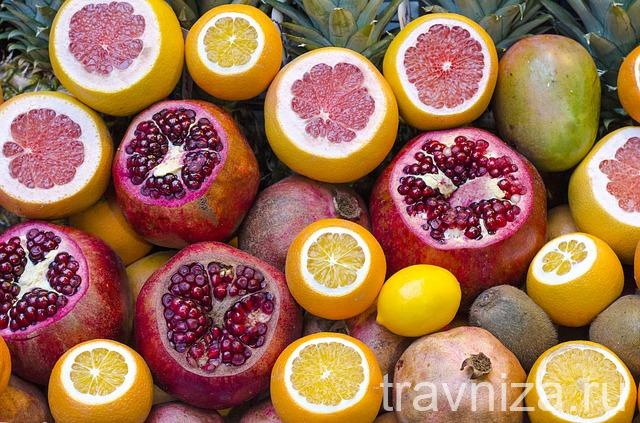 польза фруктов для здоровых сосудов и капилляров