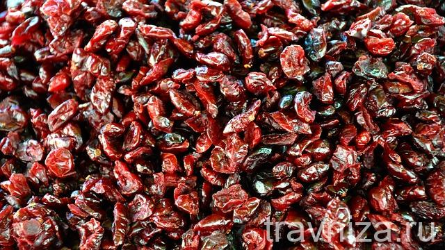 сушеные плоды шиповника