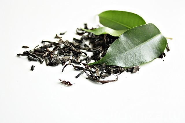 черный и зеленый чай от ожога