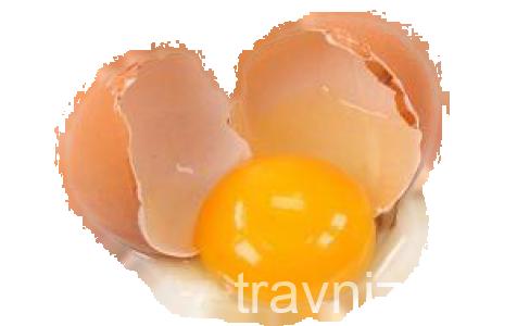 яйцо от ожога