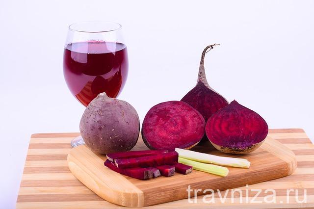Свекольный сок: полезные свойства и как правильно его принимать