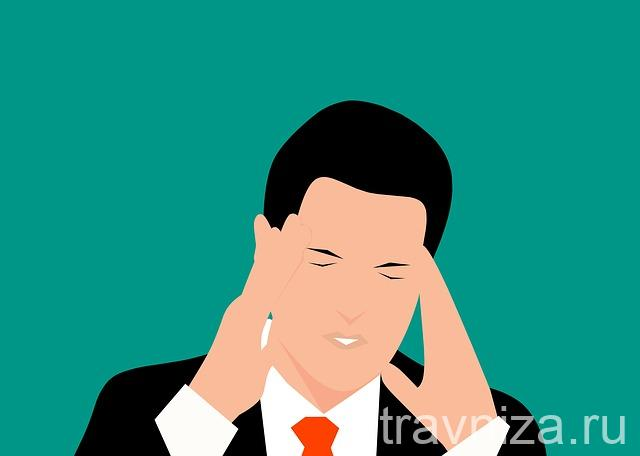 народные методы лечения мигрени