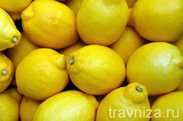 как выбрать лимон