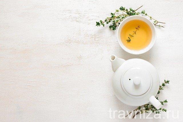 Травы от стресса и рецепт успокаивающего чая