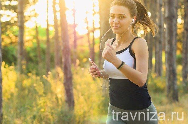 польза соков после бега