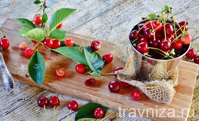 Сок из вишни для бегунов