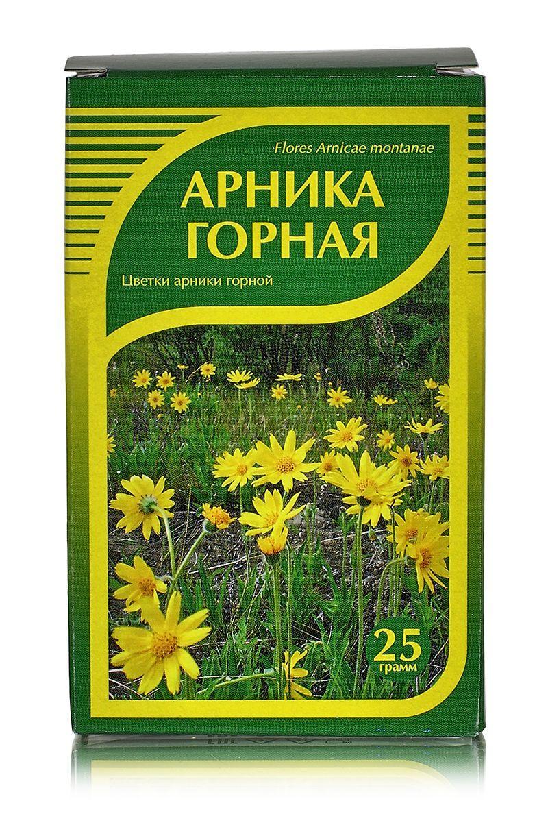 арника горная упаковка растения