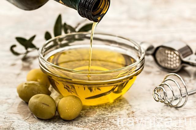 оливковое мало при гастрите