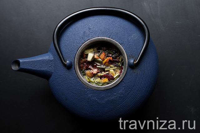 чай из ароматных трав