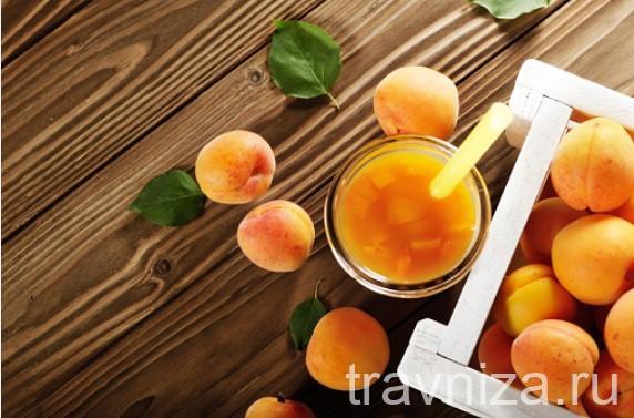 как готовить абрикосовый сок
