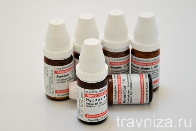 фитолакка гомеопатия