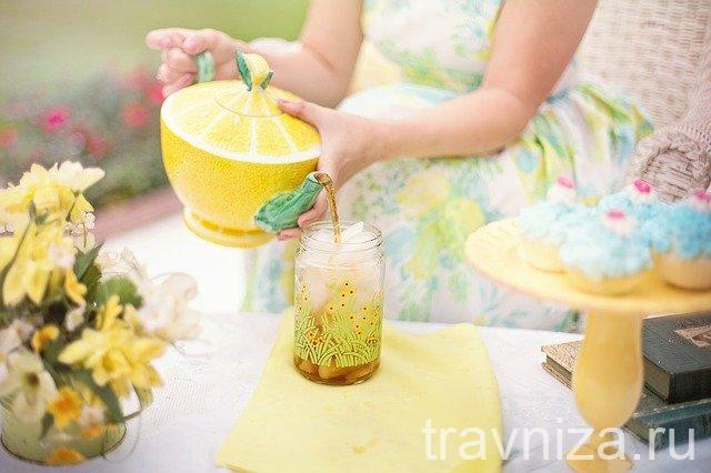 чай из трав для похудения